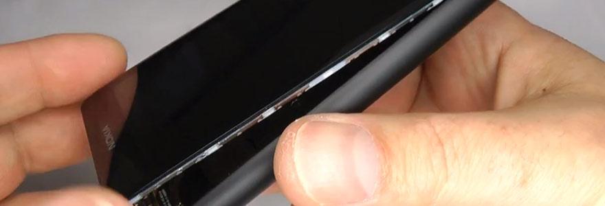 ecran Nokia Lumia 820