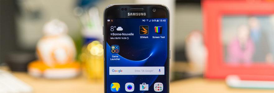 acheter un Galaxy S7