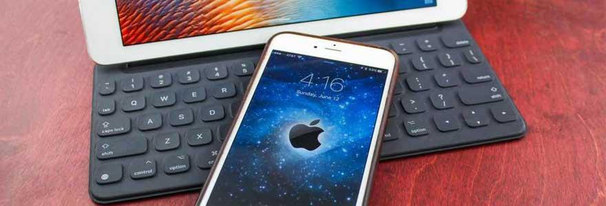 photos sur iOS 10