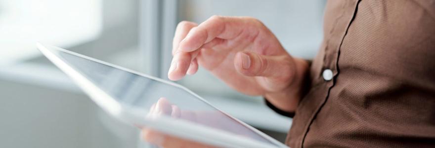 écrans tactiles